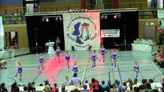 Funky Chicken - Nordbayerische Meisterschaft 2014