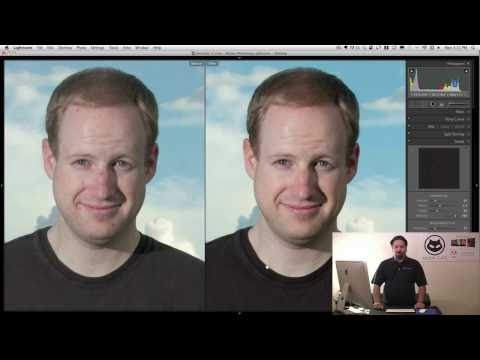 ajwood - This is a quick video demo of retouching images exclusively in Adobe Lightroom. Thanks to John Hays, visit him at http://www.xfitforlife.com Share this video...