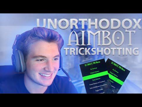 UNORTHODOX BO2 AIMBOT TRICKSHOTTING!!