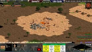 4vs4 Random | GameTV vs Liên Quân | Ngày: 07-09-2018. BLV: G-Man