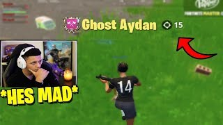 MYTH *DIES* AND *SPECTATES* GHOST AYDAN!