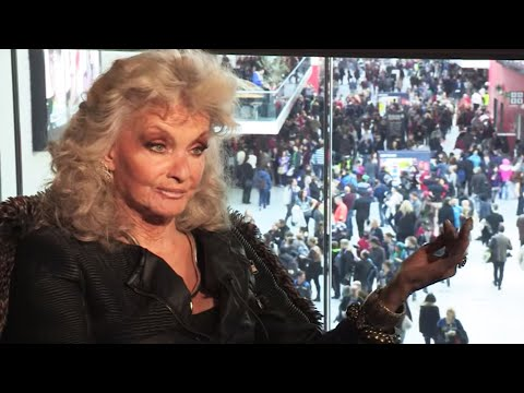 Newly-Released Kate O'Mara Interview