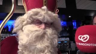 Sint ontmoet de Kerstman