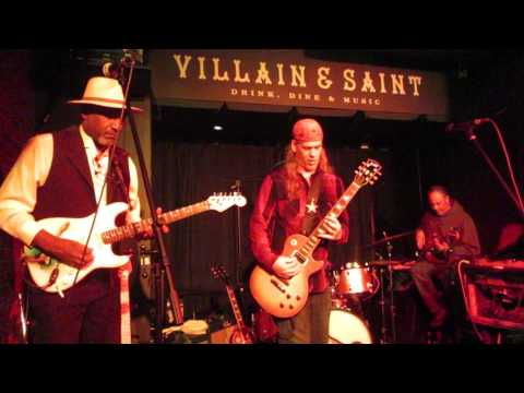 DC Area Blues - Mike Westcott & James Mabry at Villain & Saint