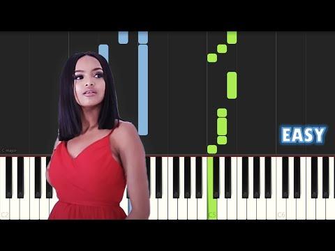 Paxton - Angifuni | EASY PIANO TUTORIAL by SA Piano