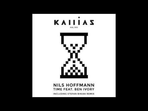 Nils Hoffmann feat.  Ben Ivory - Time (Extended) | Kallias Music