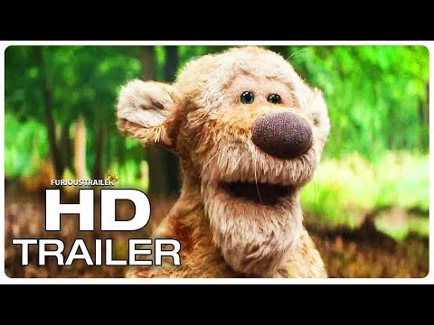 CHRISTOPHER ROBIN Trailer #3 (NEW 2018) Winnie The Pooh Disney Animated Movie HD