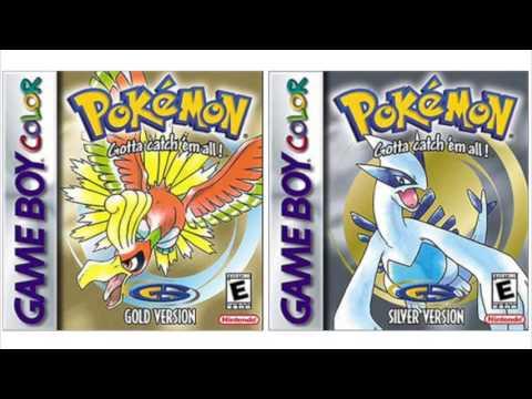 Pokémon Gold & Silver OST - Union Cave (Reverb)