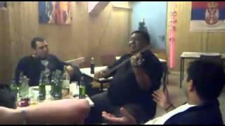 Boban Voz Cafe Club Radoo Malo Pijan !!!