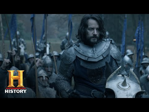 Knightfall: Gawain Attacks the Templars (Season 2, Episode 4) | History