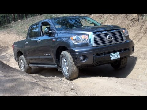 2013 Toyota Tundra Colorado Off-Road Review (Part 3)