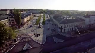 Przebudowa W713 (odcinek św. Antoniego) w Tomaszowie Mazowieckim - Maj 2017