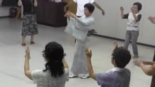 羽黒地区婦人会・盆踊り・おさらい練習会