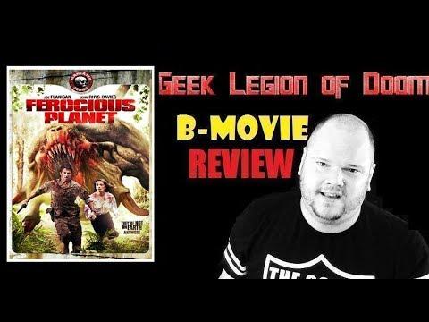 FEROCIOUS PLANET ( 2011 Dagmar Döring ) Sci-fi B-Movie Review
