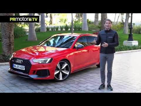 Llegó el nuevo AUDI RS4 - Un deportivo para uso diario - Car News TV en PRMotor TV Channel