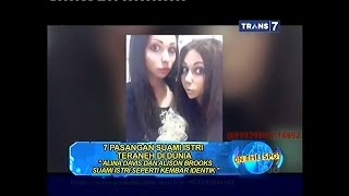 Video On The Spot - 7 Pasangan Suami Istri Teraneh di Dunia MP3, 3GP, MP4, WEBM, AVI, FLV Desember 2017