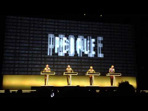 Computerworld - Kraftwerk - Number & Computerworld Seoul Korea 2013/04/27 sat (hyundai card culture project 10)