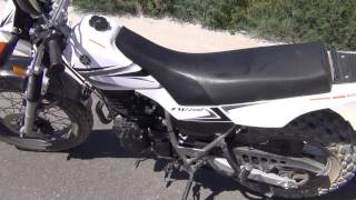 9. Yamaha TW200 Review