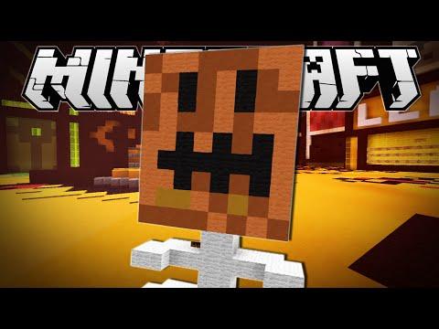 Minecraft   THE UGLY PUMPKIN   Build Battle Minigame