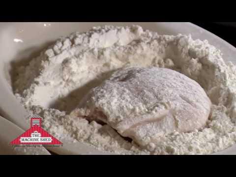 Pan Fried Chicken   Machine Shed Restaurant