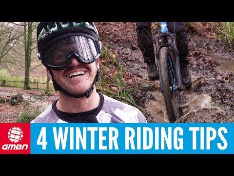 4 Tips To Prepare For Winter Mountain Biking