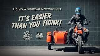 Ural International Ride Day - Come guidare un sidecar - Video Dalla Rete