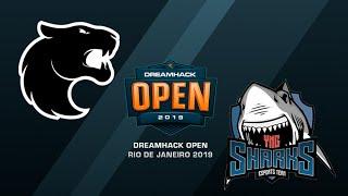 FURIA vs Sharks - DreamHack Open Rio 2019 - map2 - de_vertigo [ceh9]