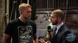 Alexander Gustafsson discusses Jon Jones' demeanor