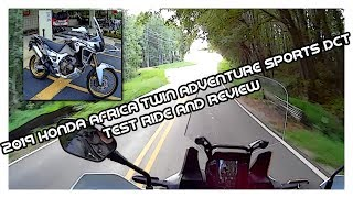 6. 2019 Honda Africa Twin Adventure Sports DCT Ride Review