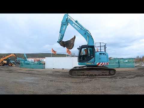 Lot 234 - 2016 Kobelco SK260SRLC-3 Hydraulic Excavator (SN: 04504)