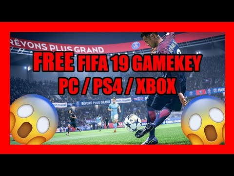 FIFA 19 FREE GAME KEY XBOX/PS4/PC *WORKING* 2018