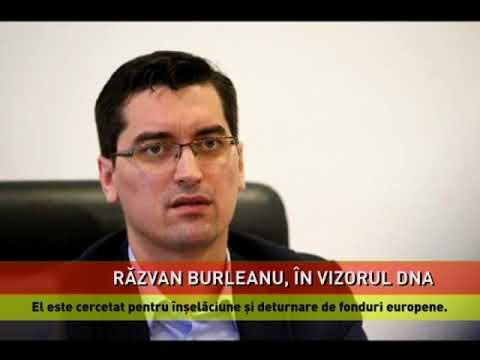 Răzvan Burleanu, în vizorul D.N.A.