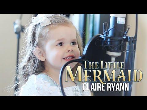 老爸原本只是想讓3歲女兒玩玩麥克風隨便唱,怎知她一開口後老爸立馬就要「讓全世界都聽到她的歌聲」!