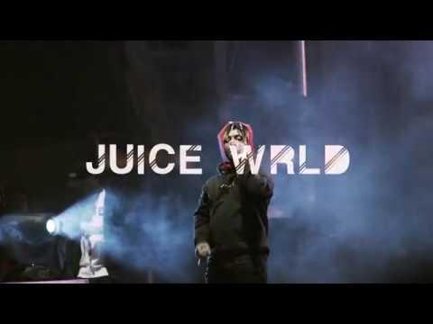 Juice WRLD - Hear Me Calling (Official Live Performance Video) | SOLARSHOT