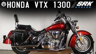 10. Honda VTX 1300