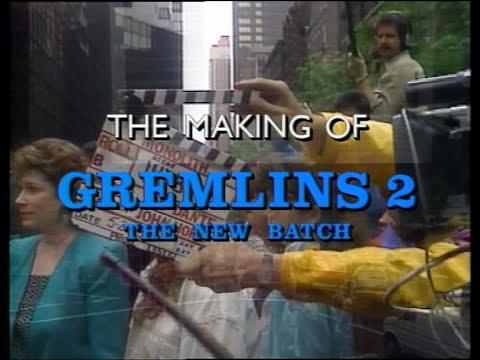 Gremlins 2 - Making Of