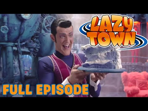 Welcome To LazyTown | Lazy Town | Full Episode | Kids Cartoon