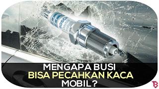 Video Alasan Pecahan Keramik Busi Ditambah Ludah Bisa Pecahkan Kaca Mobil? MP3, 3GP, MP4, WEBM, AVI, FLV Februari 2018