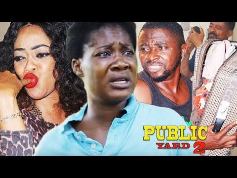Public Yard Season 2 - New Movie|2019 Latest Nigerian Nollywood Movie