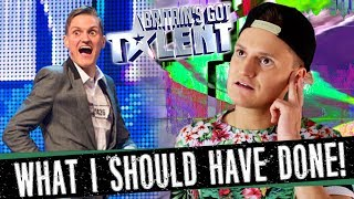 "What Philip Green should have done on Britain's Got Talent! This is the MAY TIEUP that you have been waiting for! Full of Britain's Got Talent, Random, Musical.ly and YouTube questions. Philip Green auditioned for Britain's Got Talent in 2013. Next Month I'll be taking questions from INSTAGRAM - @PhilWGreenTom - Out The Box:https://www.youtube.com/channel/UCao-aLmcSDGezoKAUcnDrbwScott: https://www.youtube.com/user/traceurelementsLiterally, I can't wait for all this BGT hype to be gone, and get back to normal video making 😂 I like to think my life is like a driver in a car...deep i know. But, I like to look forward and rarely use the rear view mirror. Sometimes, its good to look, when some car is up your ass, AYO, but if it means people watch my videos. Then that's what I have to do for now.-------------------Why not show me your version, art or on social media?Patreon:        http://patreon.com/PhilipGreen (FOR EXTRA VLOGS)Merch:           NEW STORE COMING SOONWebsite:        http://www.philwgreen.co.ukInstagram:    https://instagram.com/philwgreenTwitter:          http://www.twitter.com/PhilWGreenFacebook:     http://www.facebook.com/philwgreenVine:              https://vine.co/PhilWGreen--------------------FAQ'sWhy are you ""hating"" on my favourite artist?Remember, the meaning of ""Parody"" does not mean ""hate"" or ""dislike"". It is an imitation of the style of a particular writer, artist, or genre with deliberate exaggeration for comic effect. For example: If there is a hat in the original. Making the hat ridiculously big would make it a parody! The artists and songs I decided to do parodies about is because I am a HUGE fan of them.Why are your videos low budget compared to other parody, spoof, sketch YouTubers?Everyone has to start somewhere, and in the long run I hope to get better at developing my parodies, sketches and impression videos. Do not compare peoples chapter 10 to my chapter 1. YouTube is a big space, there is space for everyone.Where you on Britain's Got Talent?Yes, back in 2013 I was in the semi finals of Britain's Got Talent. It was an amazing experience and enjoyed showing some of my early impressions to the British public. Without it, I wouldn't be doing YouTube.Who inspires you? Who are your favourite YouTubers?I get a lot of my inspiration from brilliant shows like Saturday Night Live, French and Saunders, many comedy movies and fabulous YouTubers like Grace Helbig, Jenna Marbles and Pewdiepie.Who is your favourite impression to do?It often changes a lot. I started learning Lois Griffin first when I was in college, by just mucking around. However, my favourite changes from time to time. From Jennifer Aniston to Ellen, I enjoy them all.--------------------Secret Quote Of The Week: ""I had a haircut today...It's been emotional!""End of Description."