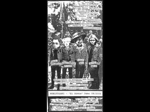 Kieltolaki - Kanella On Valta