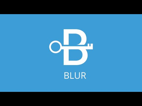 Video of Blur (Formerly DoNotTrackMe)