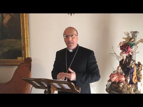 Patti. Gli auguri di Natale del Vescovo della Diocesi.