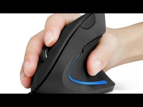 Anker 2.4G Wireless Vertical Ergonomic Optical Mouse Unboxing & First Look!