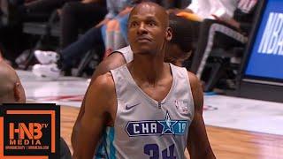 2019 NBA All Star Celebrity Game 1st Half Highlights | Feb 15, 2019 NBA All Star Weekend