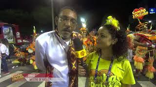 Download Lagu Carnaval 2018: Desfile Unidos de Padre Miguel Entrevista Mestre de Bateria Dinho Mp3