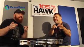 If you're new, Subscribe! → https://www.youtube.com/user/Hawk1057 Go here → http://1057thehawk.comLike us → https://www.facebook.com/1057thehawk?ref=hlFollow us → https://twitter.com/1057thehawkGet our newsletter → http://1057thehawk.com/registration/For any licensing requests please contact shore.youtube@townsquaremedia.com