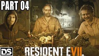 Resident Evil 7 Gameplay German #4 - Nette Wrong Turn Familie - Let's Play Resident Evil 7 Deutsch