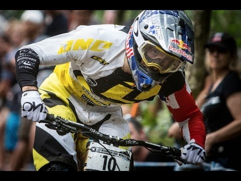2014 UCI MTB World Cup Cairns - DHI