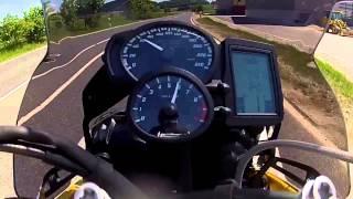 8. 0-100 kmh Acceleration Beschleunigung BMW F700GS 2013